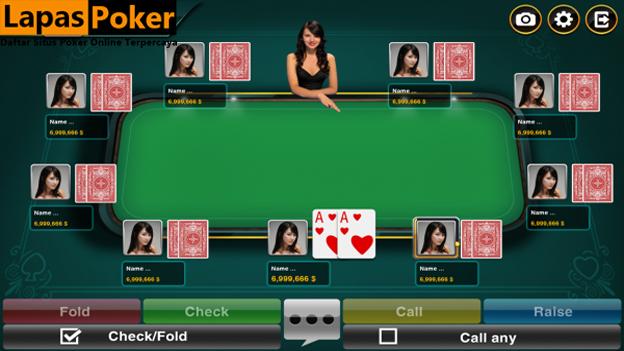 Cara Bermain Poker Online Untuk Pemula